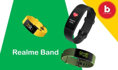 Realme Band available in Nepal