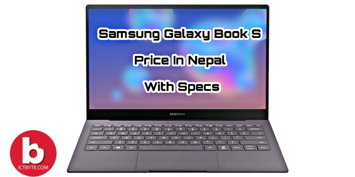 Samsung Galaxy Book S Price in Nepal with Specs