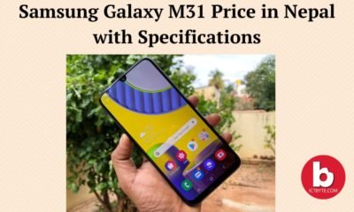 Samsung Galaxy M31 Price in Nepal with Specifications