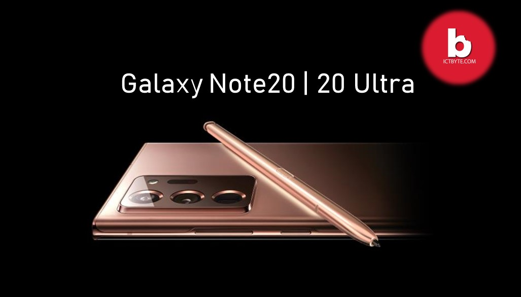 Samsung Galaxy Note 20 and Galaxy Note 20 Ultra