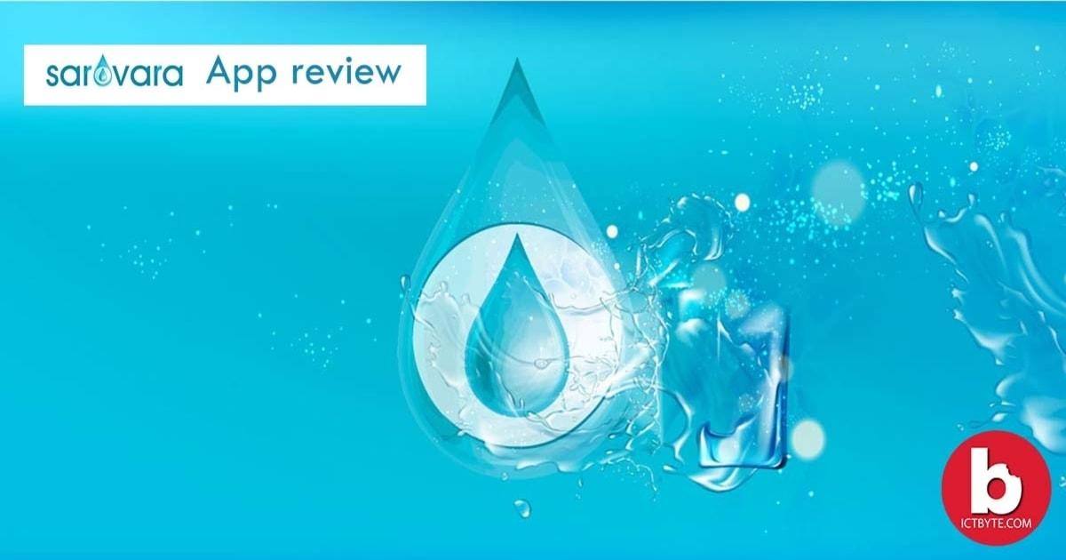 Sarovara app review