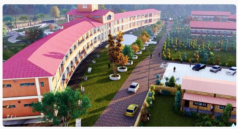 Tribhuvan University campus transforming after 40 years