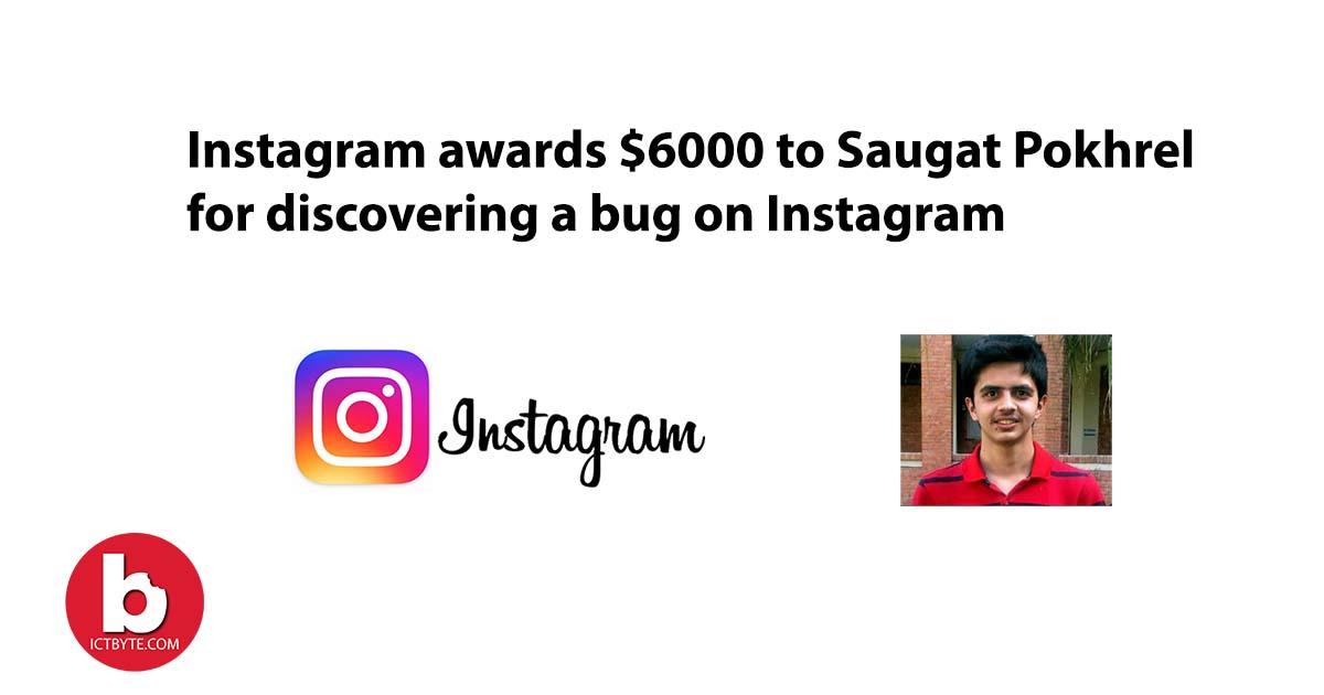 Instagram bug