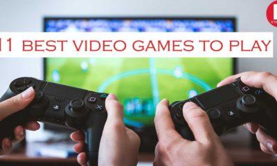 11 best video games