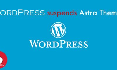WordPress suspends Astra Theme feature image