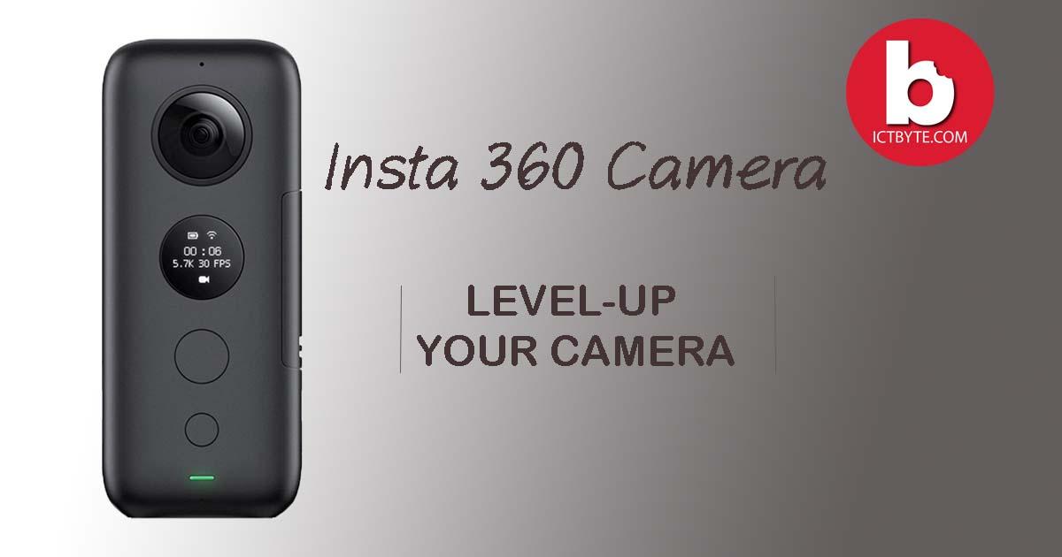 Insta 360 Camera