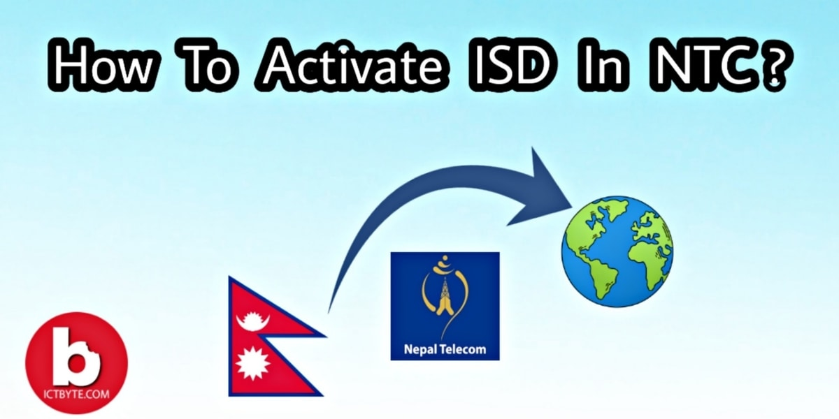 isd in ntc activate