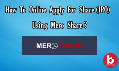 mero share how to