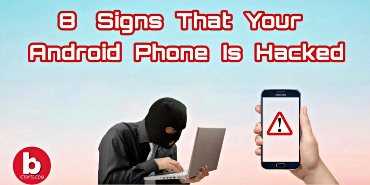 phone is hacked signs