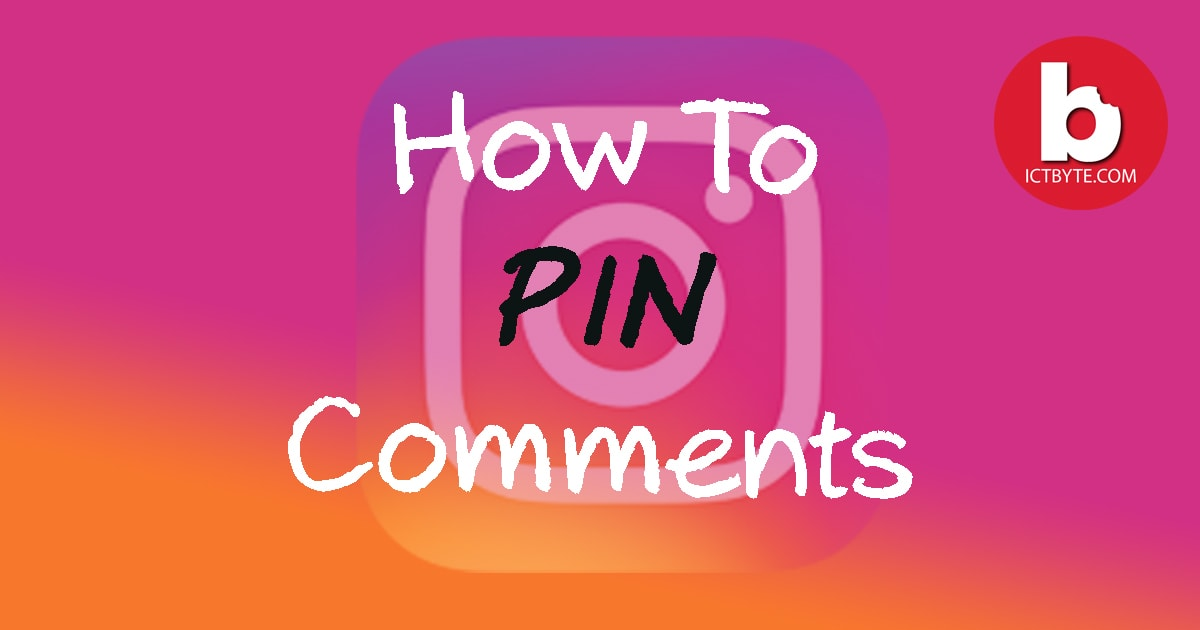pin comments on instagram how to