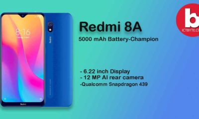 Redmi 8A -cover