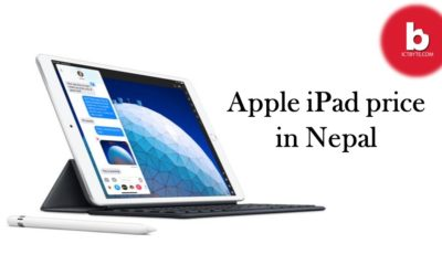 Apple iPad price in Nepal