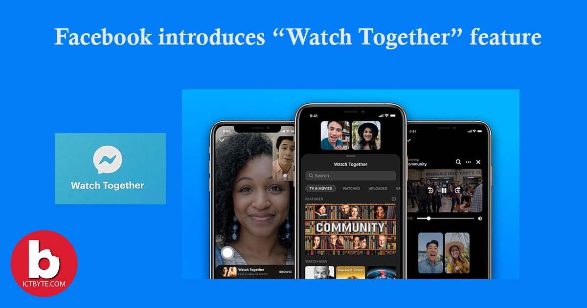 Facebook Watch Together Feature Image