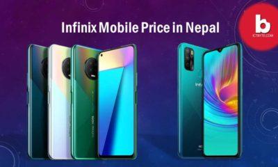 Infinix Mobile Price in Nepal