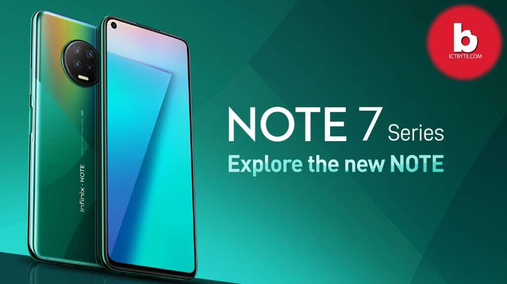 Infinix Note 7 Price in Nepal with specifications