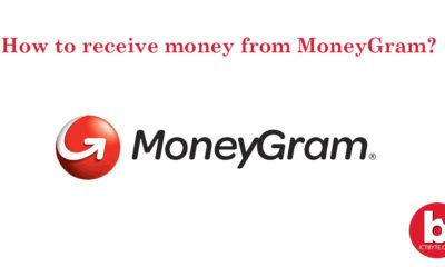 receive money from MoneyGram feature