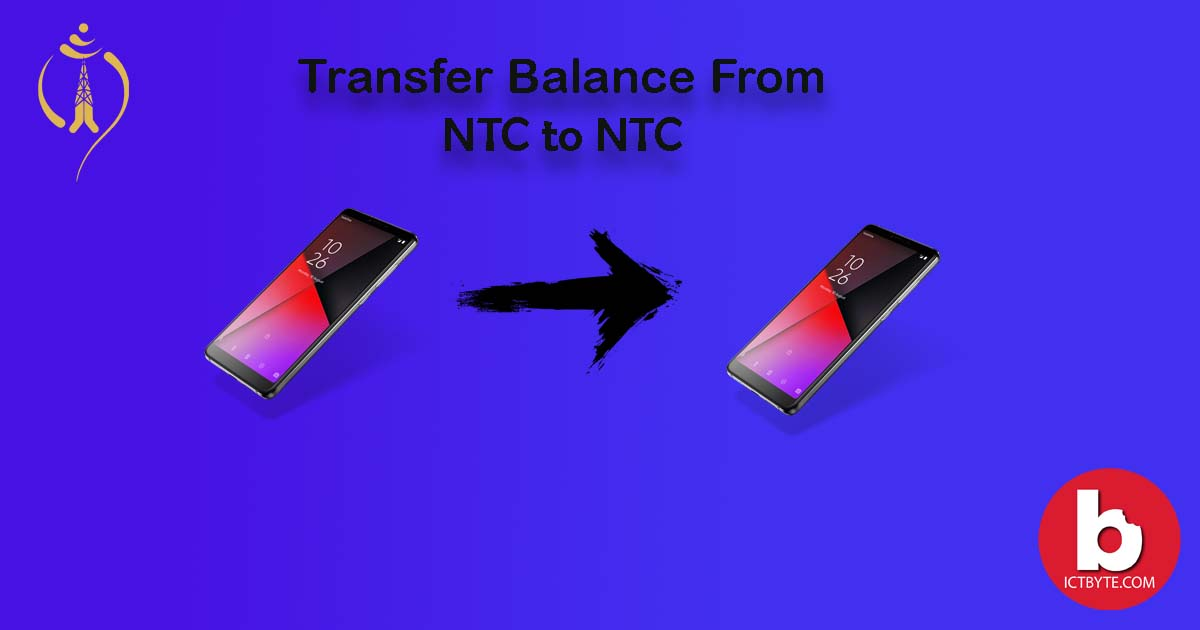 Transferring Balance from NTC to NTC