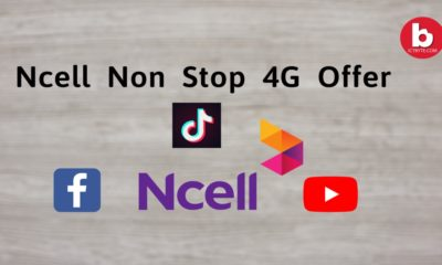 Ncell Non Stop 4g Offer main