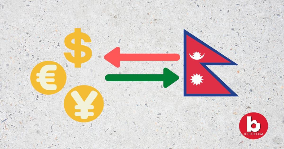 Nepal Rastra Bank Exchange rate online