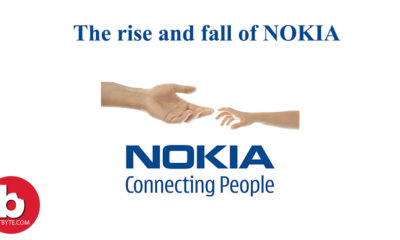 The rise and fall of Nokia Feature