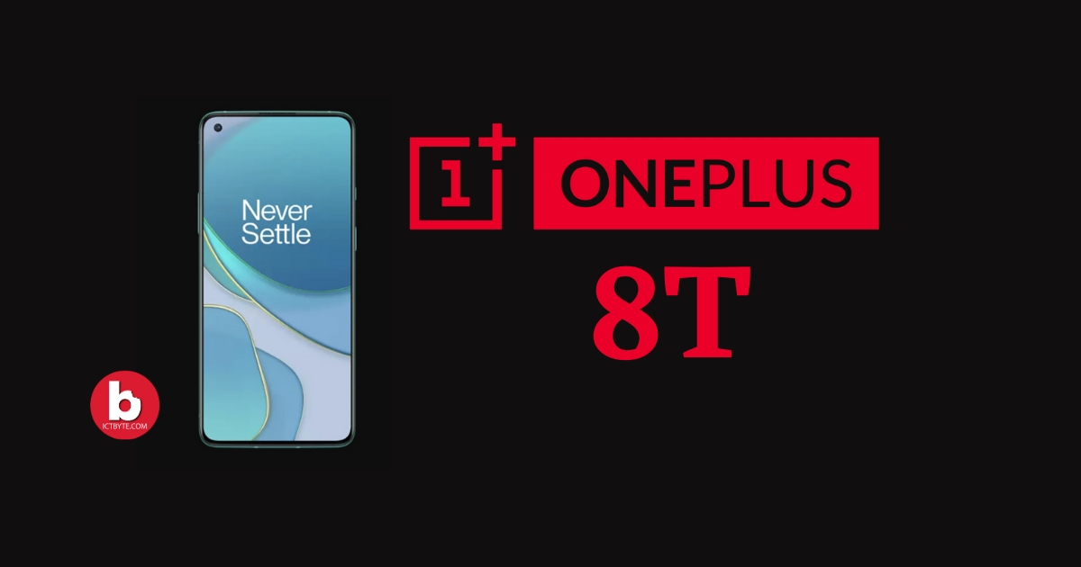 ONEPLUS 8T PRICE AND SPECS IN NEPAL