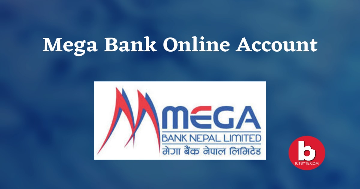 Open Mega Bank Online Account new