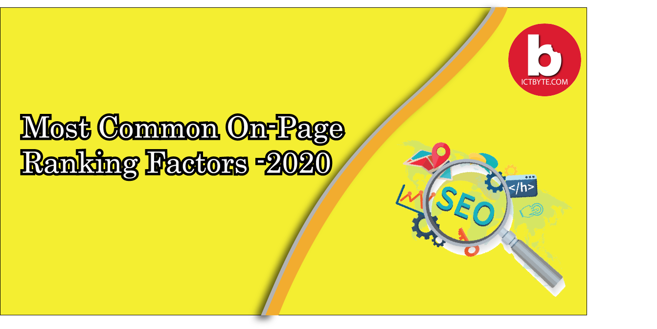 On-Page Ranking Factors