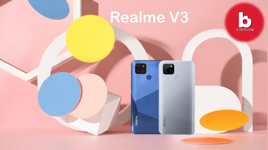 Realme V3 price in Nepal