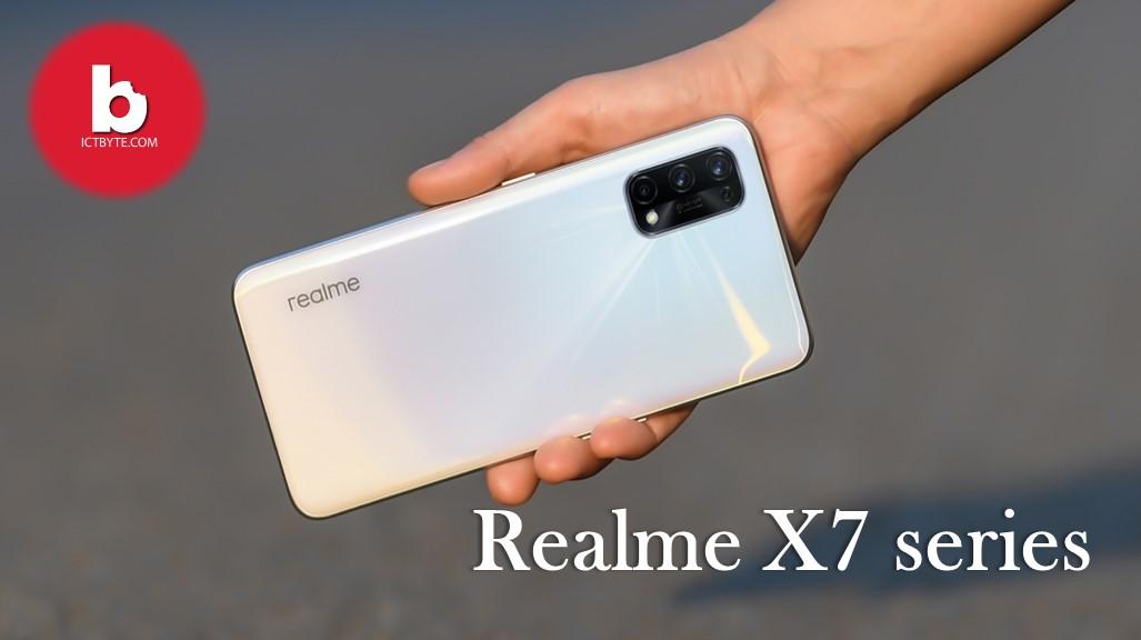 Realme X7 series price in Nepal