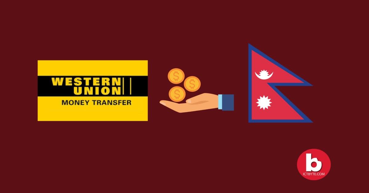 Receive Money From Western Union in Nepal