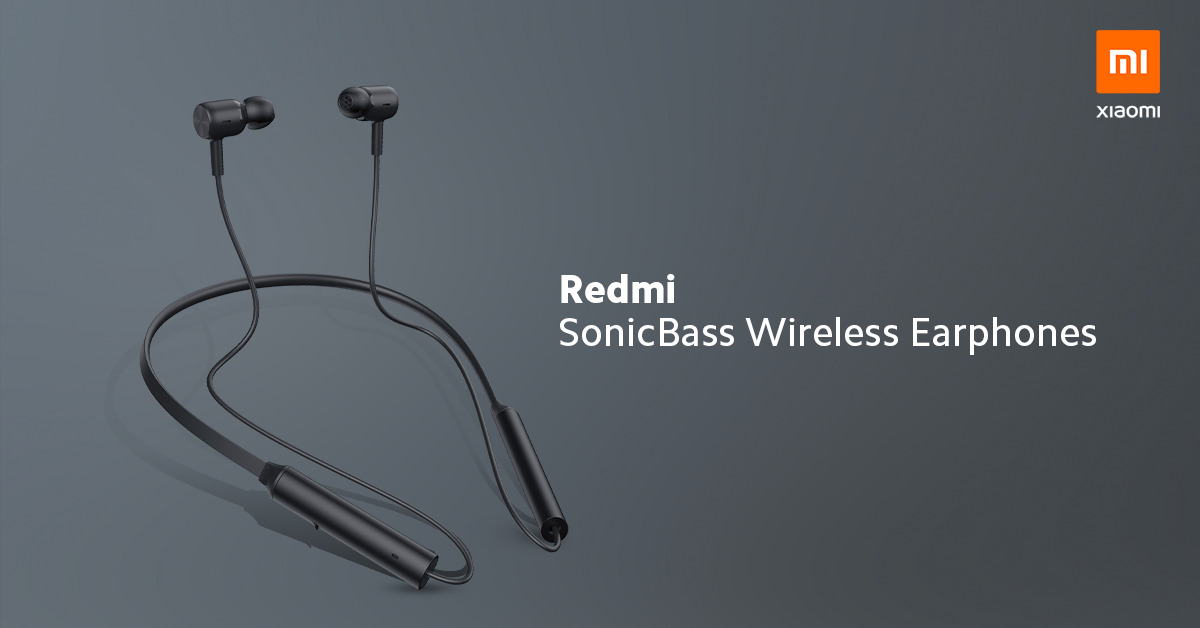 Redmi SonicBass Wireless Earphones price in Nepal