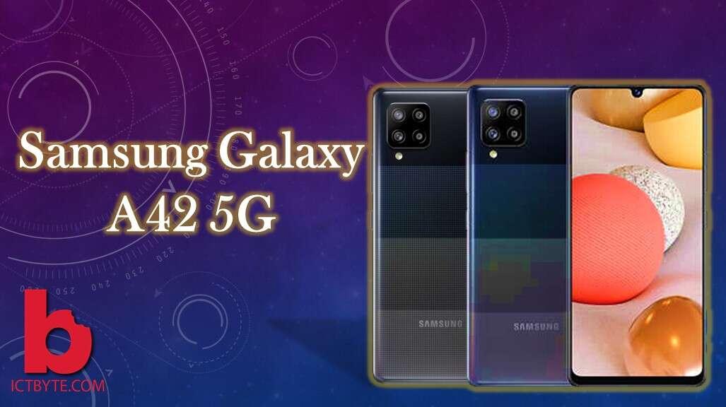 Samsung Galaxy A42 5G in Nepal