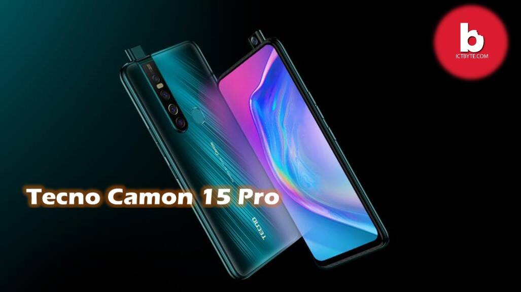 Tecno Camon 15 Pro price in Nepal with specifications