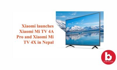 Xiaomi Launches Mi TV 4A Pro and Mi TV 4X in Nepal
