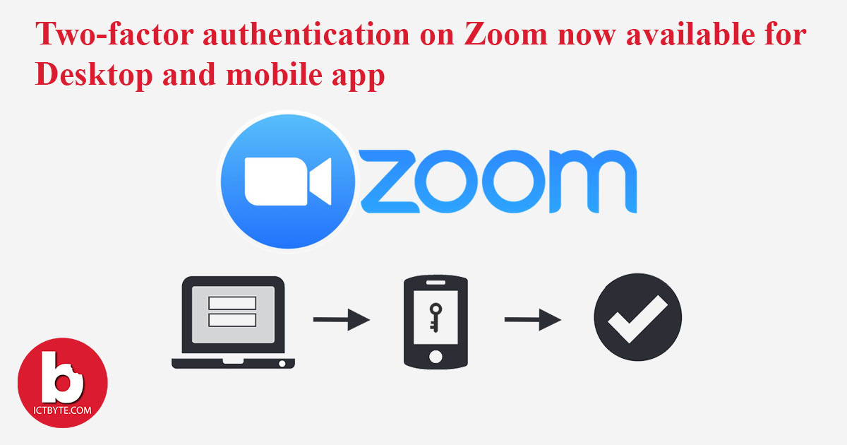 two factor authentication on zoom