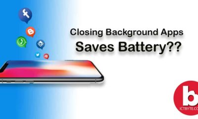 closing background apps