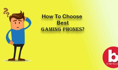 How to choose gaming phones