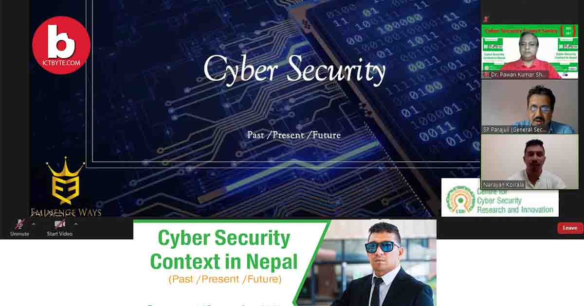 Cyber Security Context in Nepal