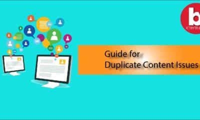 duplicate content- SEO