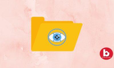 view hidden files in windows 10