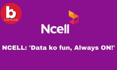 ncell data packs