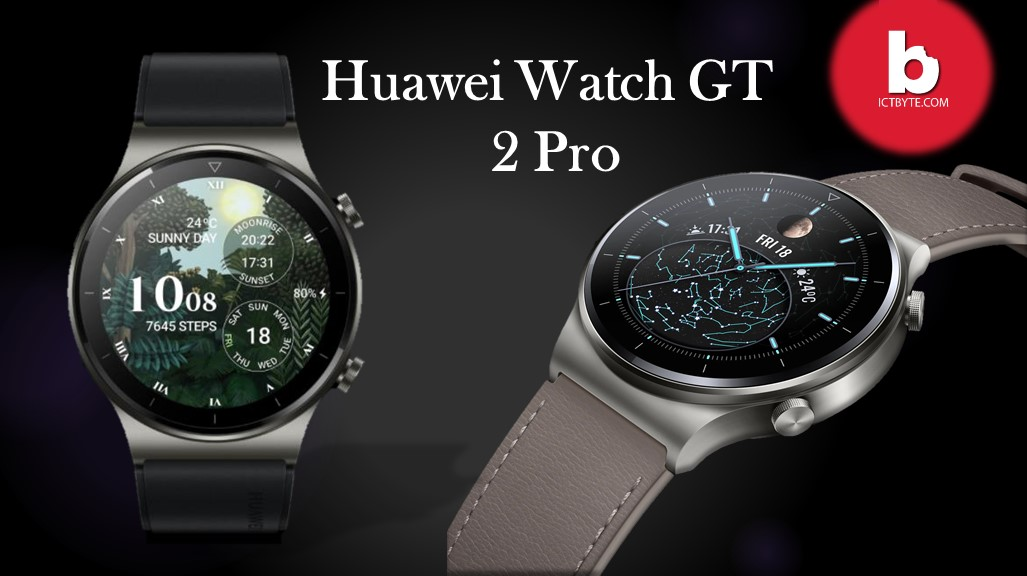 Huawei Watch GT 2 Pro in Nepal