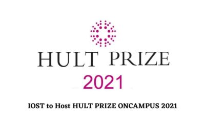 iost to host hult prize