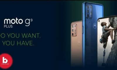 Motorola Moto G9 Plus price in Nepal