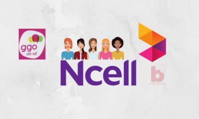 Ncell GGO SIM Special women-centric SIM