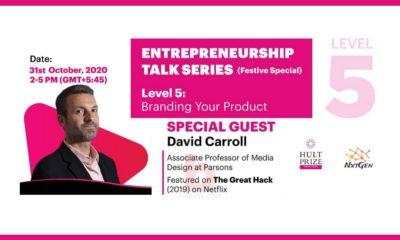 Netflix show The Great Hack's David Carrol