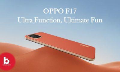 Oppo F17 price in Nepal
