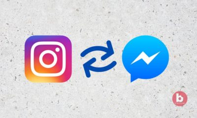 Send messages through Instagram in Facebook Messenger