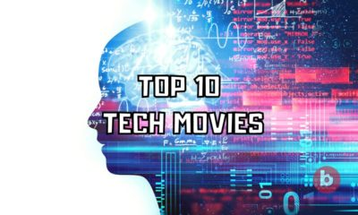 TOP 10 TECH MOVIES