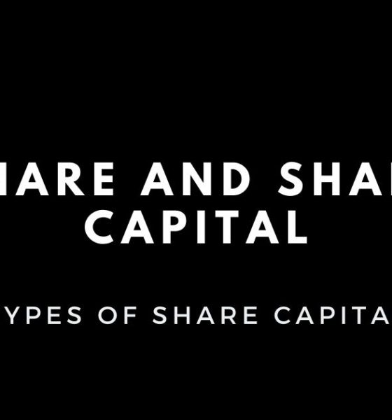 share and share capital